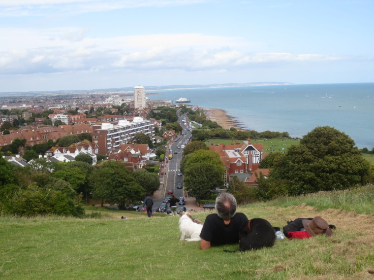 South Downs Eastbourne View