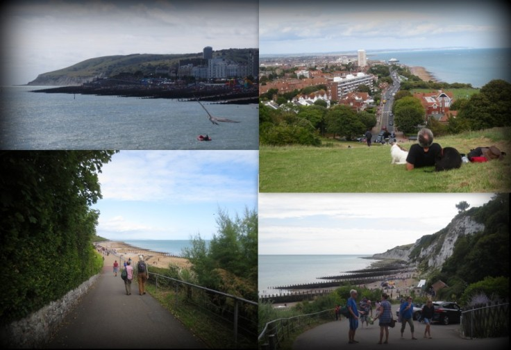 South Downs Eastbourne UK