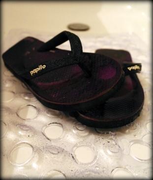 Shower hygiene Slippers